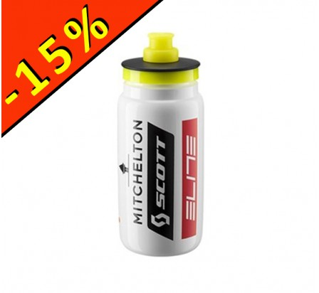 ELITE FLY TEAM MITCHELTON SCOTT 2019 bidon 550ml