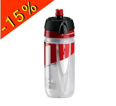 ELITE bidon hydratation jossanova rouge 550ml