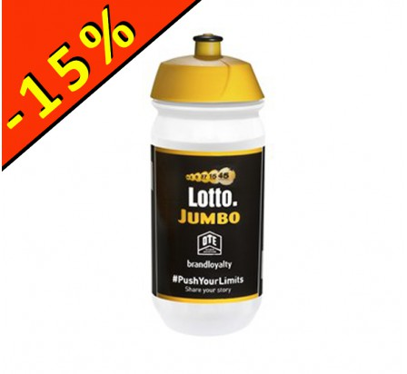 TACX SHIVA TEAM LOTTO JUMBO 2017 bidon 500ml