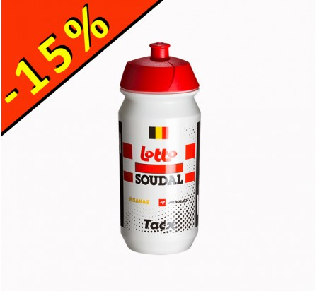 TACX SHIVA LOTTO SOUDAL 2019 bidon 500ml