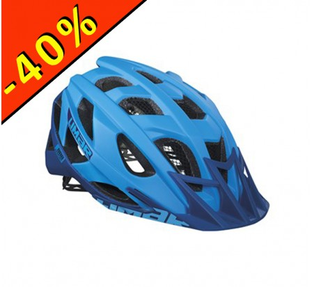 CASQUE LIMAR VTT 888 SUPERLIGHT bleu