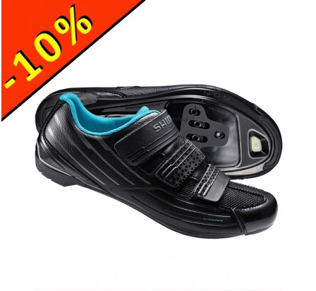 SHIMANO RP2WL chaussures route femme noir