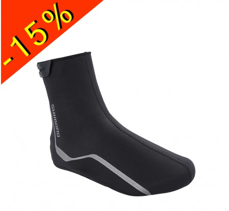 SHIMANO BASIC couvres chaussures vélo route noir