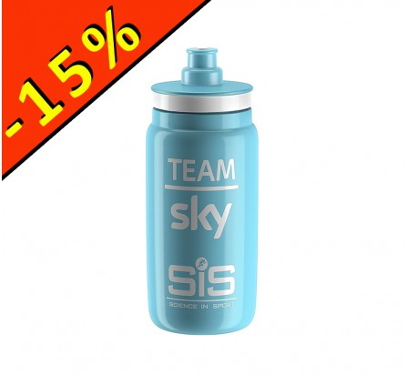 ELITE FLY TEAM SKY 2017 bidon 550ml