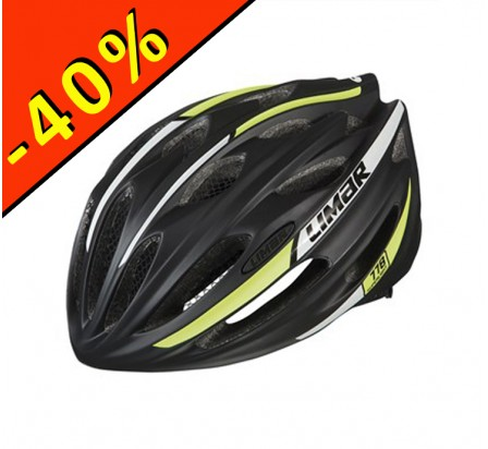 CASQUE LIMAR 778 SUPERLIGHT noir-jaune fluo
