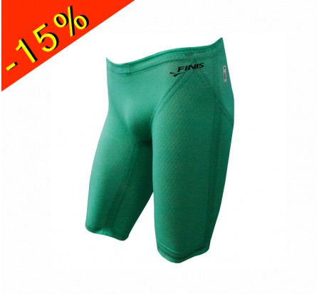 Maillots de bain compétition jammer finis onyx dark mint homme adulte/junior