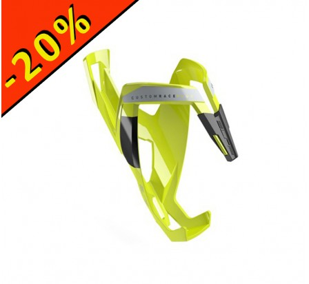ELITE PORTE BIDON CUSTOM RACE PLUS jaune fluo