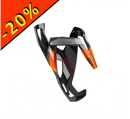 ELITE PORTE BIDON CUSTOM RACE PLUS noir-orange