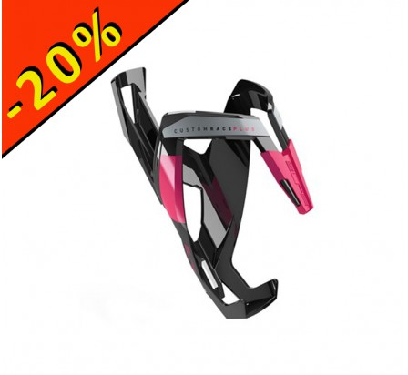 ELITE PORTE BIDON CUSTOM RACE PLUS noir-rose
