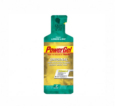 POWERBAR gel powergel original citron/citron vert 41gr