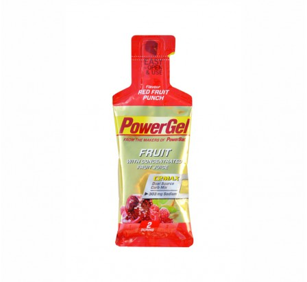 POWERBAR gel powergel fruit framboise grenade 41gr