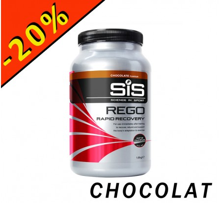 SIS REGO RAPID RECOVERY chocolat 1000gr