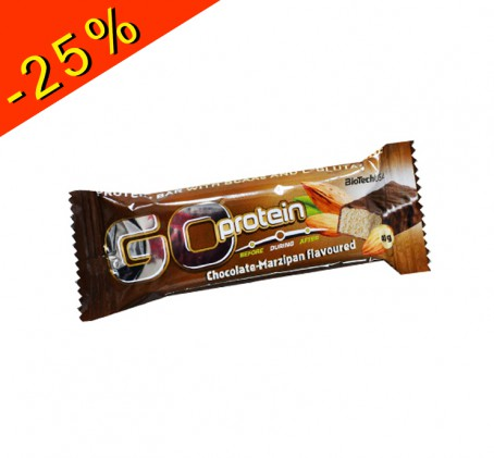 biotechusa go protein barre hyper prot in e chocolat 40gr. Black Bedroom Furniture Sets. Home Design Ideas