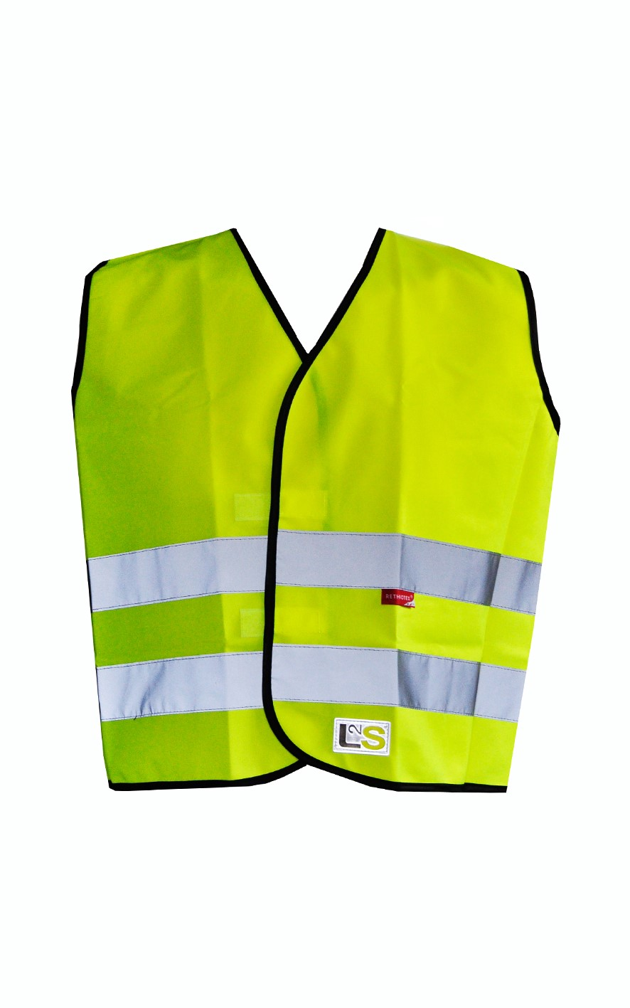l2s visiokid gilet enfant sport s curit haute visibilit jaune fluo running cyclisme. Black Bedroom Furniture Sets. Home Design Ideas