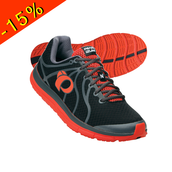 Chaussures Pearl Izumi noires homme OujE7Fd